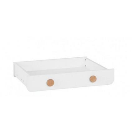 Szuflada do łóżka z kolekcji Iga 120x60 cm PINIO MHB0-29