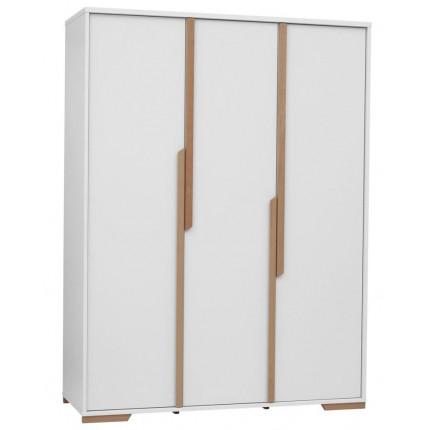 Szafa 3-drzwiowa do pokoju młodzieżowego Snap PINIO MHS5-10