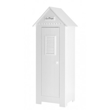 Szafa 1-drzwiowa Marsylia do pokoju dziecięcego PINIO MHS5-2