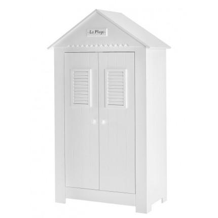 Szafa 2-drzwiowa Marsylia do pokoju dziecięcego PINIO MHS5-4