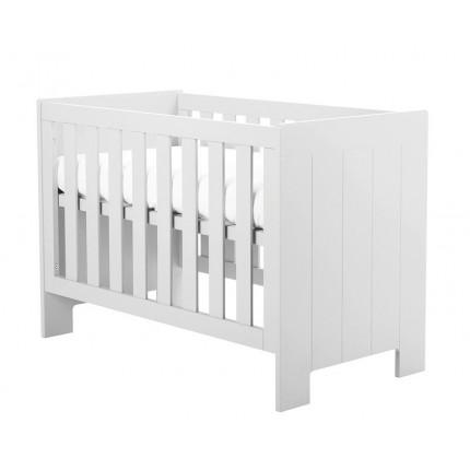 Łóżeczko Calmo do pokoju dziecięcego 120×60 PINIO MHB 136