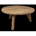 Duży stolik kawowy z drewna tekowego MHS2-20