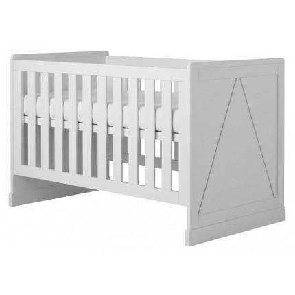 Łóżeczko - tapczanik Marie do pokoju dziecięcego, 140×70 cm PINIO MHB3-12