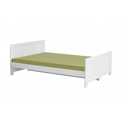 Łóżko młodzieżowe 90x200 Blanco PINIO