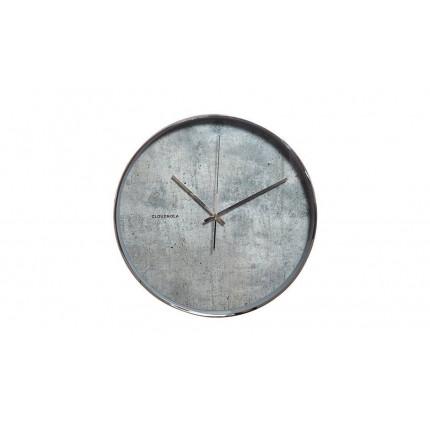 Zegar ścienny imitujący beton Cloudnola MHD0-08-13