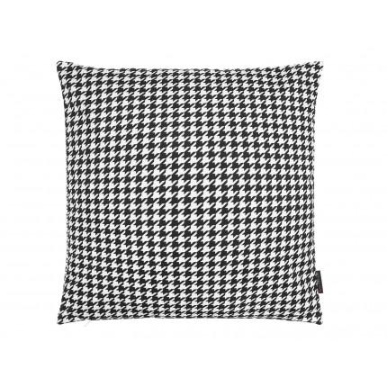 Aksamitna poszewka na poduszkę 45 x 45 cm pepitka MHA0-07-04
