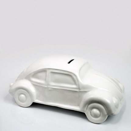 Skarbonka porcelanowa Garbus MHD0-09-14