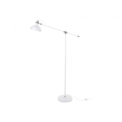 Biała lampa podłogowa MHL0-18