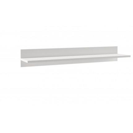 Półka wisząca biała 100 cm MHG-DO-1