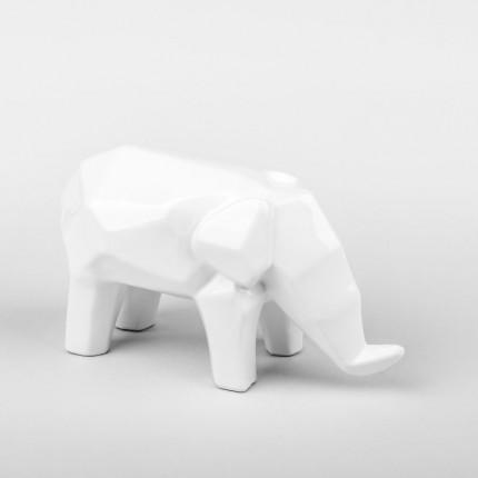Figurka z porcelany słoń MHD-03-66