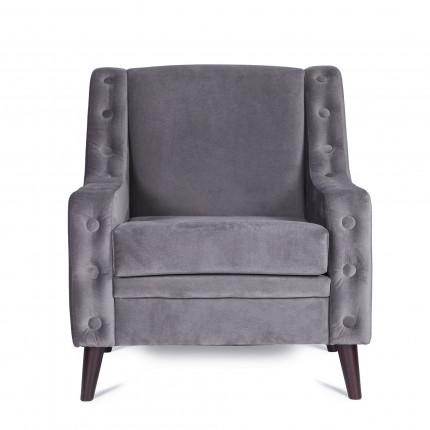 Fotel z guzikami MHT 138
