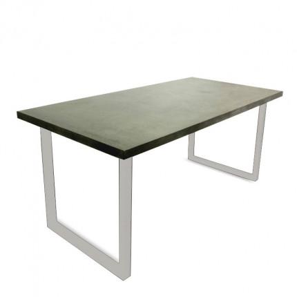 Stół z blatem betonowym MHS1-06