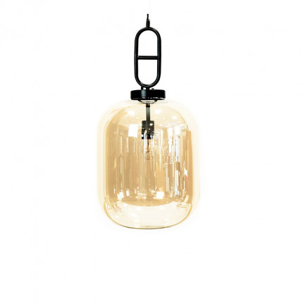 Lampa wisząca loftowa baniak duża MHL0-32