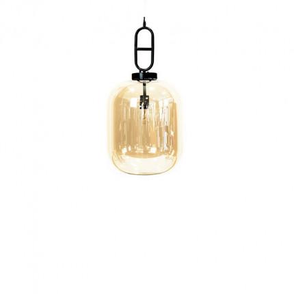 Lampa wisząca loftowa baniak średnia MHL0-33