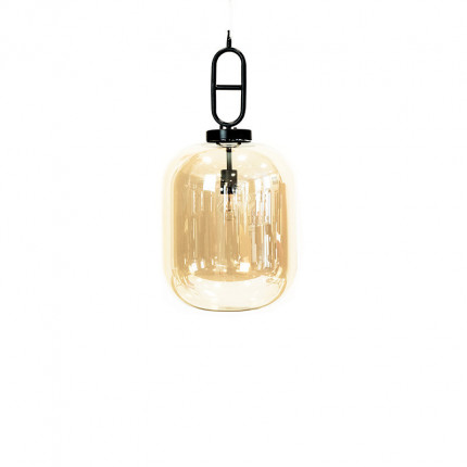 Lampa wisząca loftowa baniak mała MHL0-34