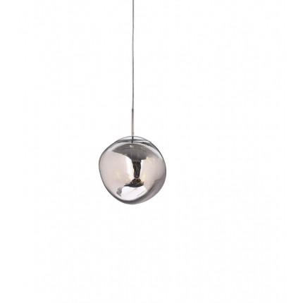 Lampa wisząca srebrna kropla MHL0-42