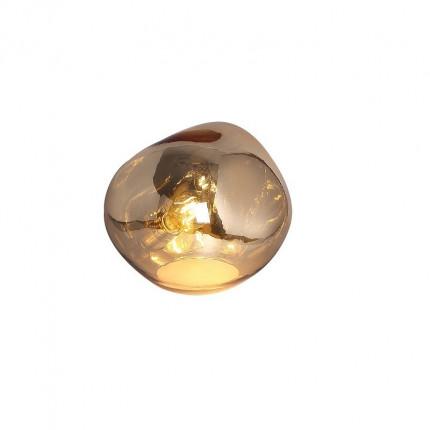 Lampa stołowa złota kropla MHL0-45
