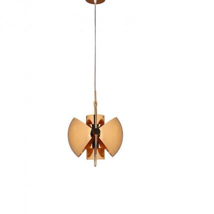 Lampa wisząca złota glamour MHL0-46