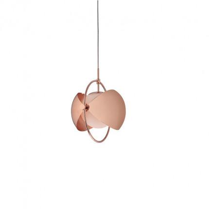 Lampa wisząca różowe złoto MHL0-50