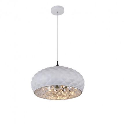 Lampa wisząca 3D biały MHL0-54