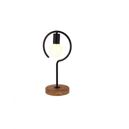 Lampa stołowa loftowa koło MHL0-55
