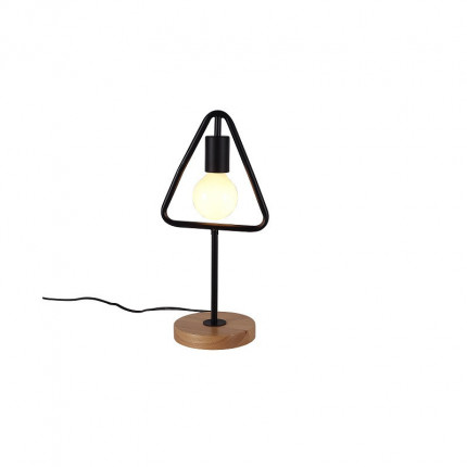 Lampa stołowa loftowa trójkąt MHL0-57