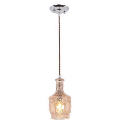 Lampa wisząca kryształowa karafka MHL0-64