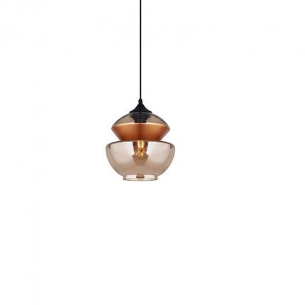 Lampa wisząca złota glam MHL0-68