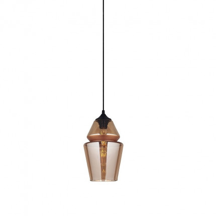 Lampa wisząca złoty sopel MHL0-69