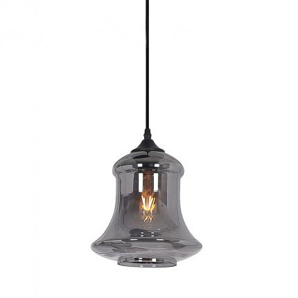 Lampa wisząca srebrna Dubaj MHL0-74