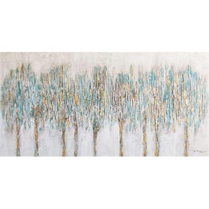 Ręcznie malowany obraz na płótnie – DRZEWA MHD0-10-22