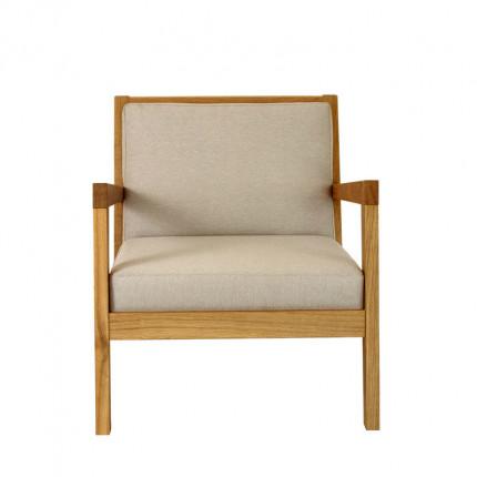 Fotel dębowy MHT 155