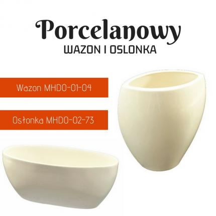 Zestaw wazon i osłonka MHZ1-00-23