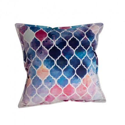 Poduszka kolorowa z marokańskim wzorem MHA0-01-49