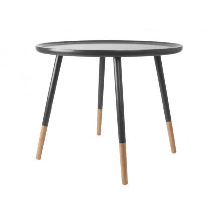 Czarny stolik kawowy MHS2-04