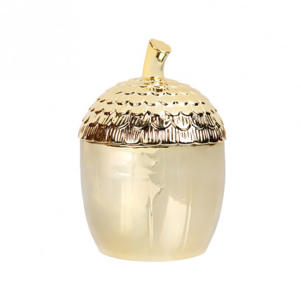 Szkatułka złoty żołądź MHD0-03-20