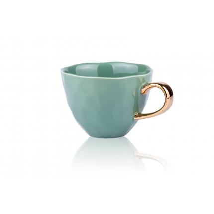 Filiżanka UNC Good morning zielona