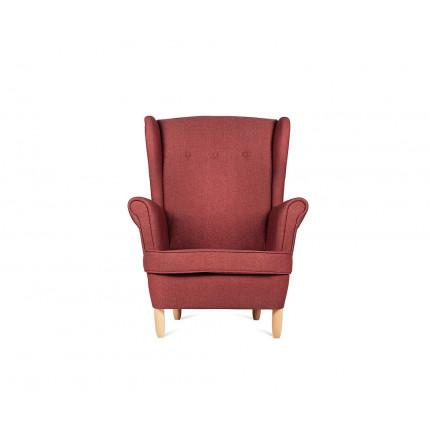 Fotel uszak z podnóżkiem MHT 192