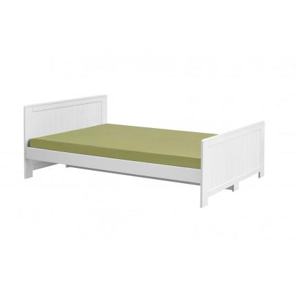 Łóżko młodzieżowe Blanco 120 x 200 cm PINIO MHB 139