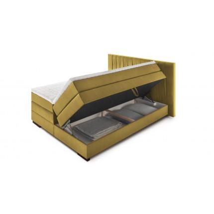 Zestaw: dwie betonowe doniczki- łódki MHZ1-00-32