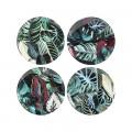 Talerze w stylu Jungle - zestaw MHZ0-01-02
