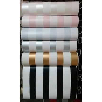 Tkanina Penti 2 - kolorowe mazy w odcieniach niebieskiego
