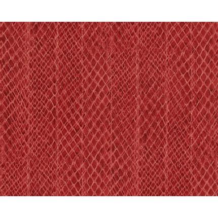 Tapeta czerwona wzór zwierzęcy MHT0-76