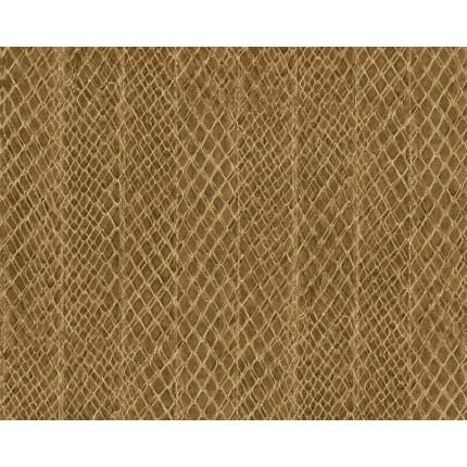 Tapeta żółta wzór zwierzęcy MHT0-93