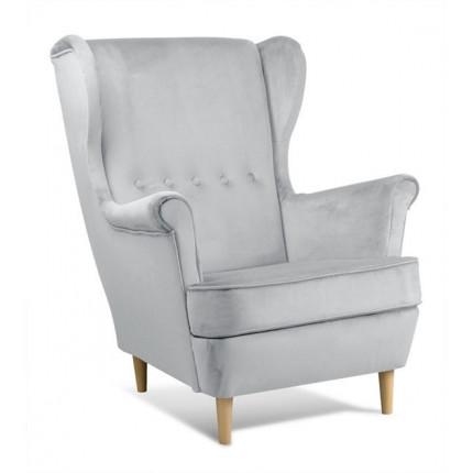 Wygodny fotel uszak MHT 228