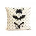 Poduszka dekoracyjna motyle retro MHA0-01-1