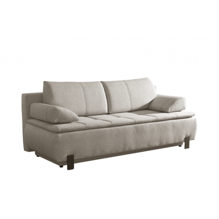 Nowoczesna kanapa na metalowych nóżkach MHT 347