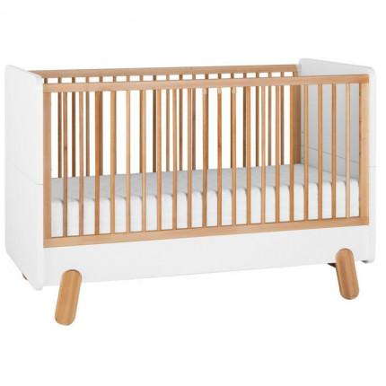 Łóżeczko Iga do pokoju dziecięcego 140×70 cm PINIO MHB3-18