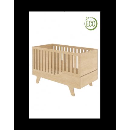 Łóżeczko Eco Dream do pokoju dziecięcego NUKI 140×70 cm MHB3-22