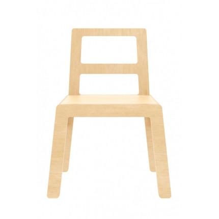 Krzesło dziecięce Flex O z kolekcji mebli Nuki MHK0-91